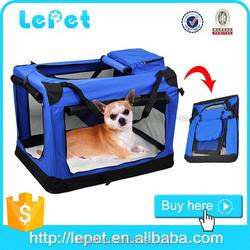 Comfort Travel portable dog pet carrier bag/pet carrier sling/dog carry luxury bag