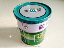 20L metal drum with steel handle for Latex paint, coating or other chemical products