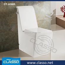 Huge stock sanitary wares/cheap pirce ceramic toilet / washdown one-piece toilet