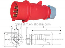 China Suppliers TIBOX design for industry use Electric Plug