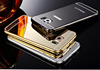 Luxury Aluminum Metal Bumper Case + Hard Back Cover For Samsung Galaxy S6 & Samsung Galaxy S6 Edge