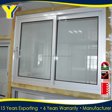YY construction Australian Standards AS2047 AS/NZS2208 AS1288_Low-e tempered glass sliding windows/ aluminium sliding windows