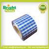 aluminum foil lids for coffee capsules