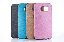 Soft TPU Bling Bling Back Cover For Samsung Galaxy S6 G9200,New Products