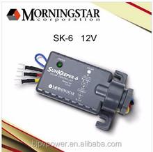 waterproof suntech solar panel controller SK-6 pwm