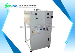 holt melt gluing machine for album PVC sheet , cardboard hot melt glue machine