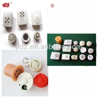 Plastic chip for toys /pre-recorded music chip for plush toys with customize sound