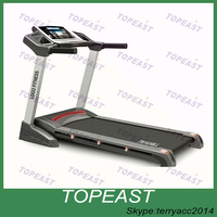 Treadmill Type Running machine With lifting (single function)