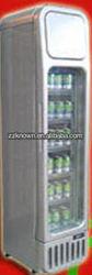 commercial beverage cooler