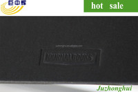 Laminated wood pulp black paper board/cardboard supplier with factory price