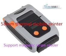 58mm cheap bluetooth thermal mobile wireless portable receipt printer TS-M200