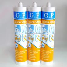 White silicone glue,fast curing silicone sealant