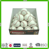 made in China low price customized logo promotional baseball