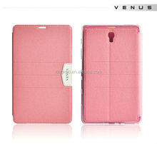 Credit guarantee fashion leather flip case for samsung galaxy tab s 8.4 t700