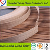 Any sizes can be customized pvc wood grain edge banding plastic edge trim for furniture accessories