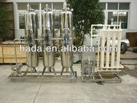 2000L/H filling machine for Mineral water product line