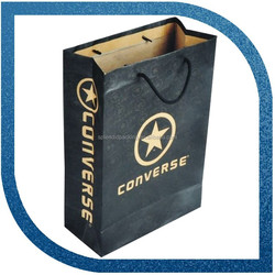 Custom Made Shopping Paper Bag with Printing