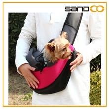 High quality Outdoor Pet Carrier/Portable Dog Bag