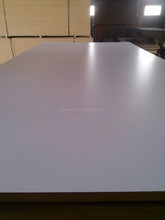 17mm Warm White Combi Core Melamine Paper Overlay Plywood