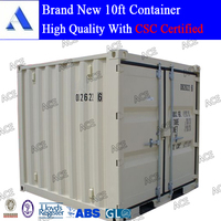 10ft dry shipping container price europe