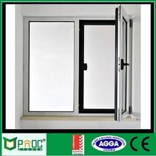 price of aluminium swing window pictures aluminum window and door PNOC0015CMW