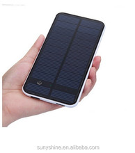 5V 1A 18650 Solar Battery Charger for Samsung Galaxy s4