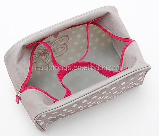 Mode sacs cosmétiques cas / sac de lavage pour femme
