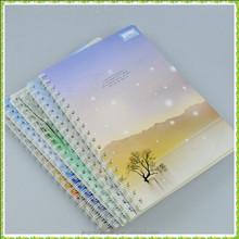 colorful Wiro shcool note books wholesale in stock