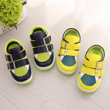 TSW5216 Korean kids shoes fashion hollow out mesh fancy baby soft sole sandal shoes