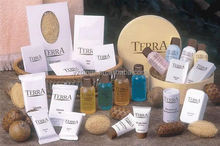 Disposable 5 Star Hotel Amenities Set /bottles perfume /customize body lotion