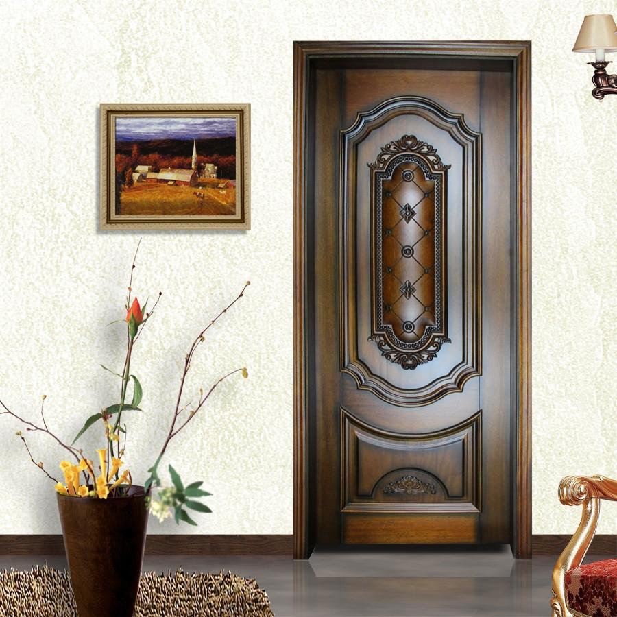 Modelos de puertas de madera para interiores free puerta for Modelos de puertas de madera para interiores