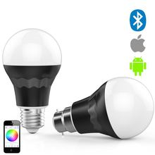 new products in america,air freshener negative ion agricultural product market use led bulb 7w pure white control by SmartPhone