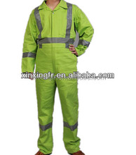 top quality fire retardant 100% cotton non static fabric for workwear