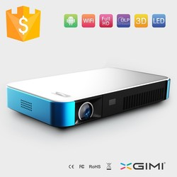 xgimi new trend product 3D led full hd dlp hd mobile projector