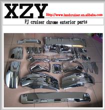 full set Chrome accessories for FJ Cruiser FJ Cruiser exterior trim
