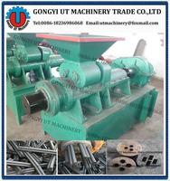 high density coal rod making machine/ charcoal briquette making machine for sale