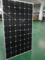 Cheap price per watt!! 250W Monocrystalline solar panels, OEM large quantity sold to India, Pakistan, Afghanistan, Africa, Iran