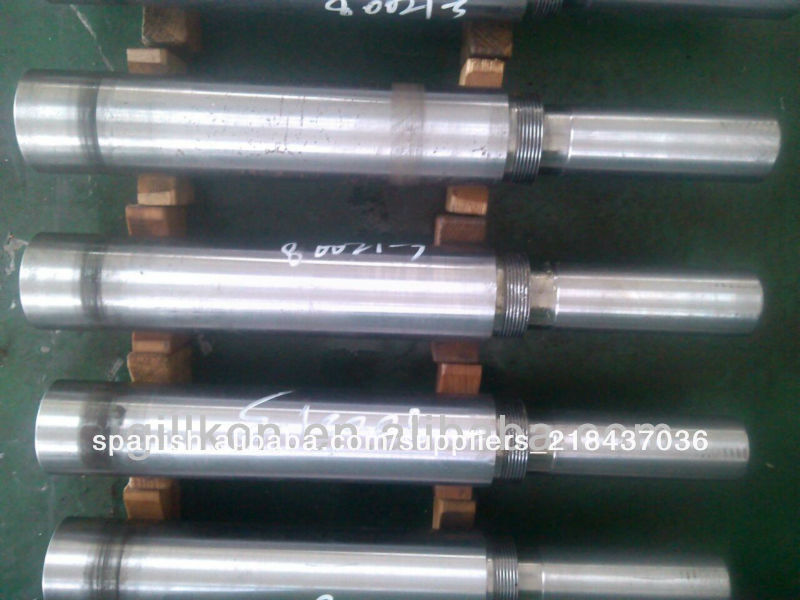 de inyección de tornillo y el barril para la máquina de plástico