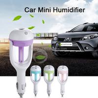 new small essential oil portable air fragrance diffuser mini car humidifier