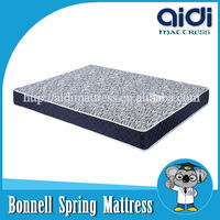 New Style Royal Bonnell Spring Unit High Density Foam Mattress With Best Price AI-1103