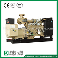 Dry type air filter electric generator specifications