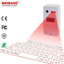 Bluetooth Virtual Laser Projected Keyboard with Touch Screen for Phone