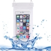 Universal Waterproof Phone Case for iPhone 6 with Touch Responsive Front and Lanyard