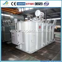 110kV iron core oil-filled Power Transformer transformer 150 kv