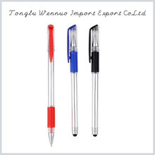 Wholesale high quality useful color gel pen set