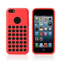 Free Shipping Factory sale for iphone 5c case. original silicone case for iphone 5c