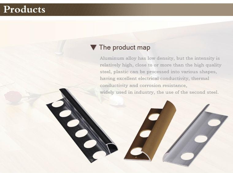 With oxidize technics custom aluminium Aluminium angles