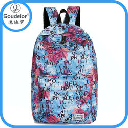 Wholesale backpack canvas, backpack laptop bags, outdoor backpack female