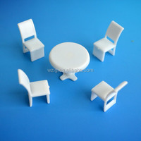miniture model chairs and desk dining table models architectural furniture models china made in china