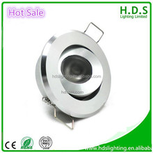 emergency lamp small led ceiling mount light 3w recessed ceiling down light led